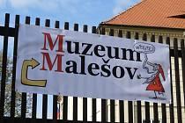 Muzeum v Malešově.