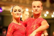 Tanečníci mají za sebou sérii úspěšných závodů