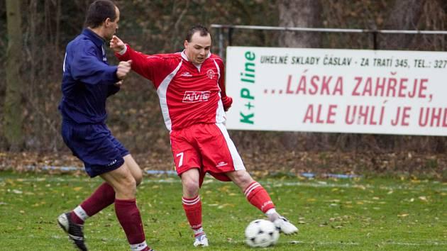 Fotbal I. B třída: Tupadly - Tuchoraz 2:0, neděle 16. listopadu 2008