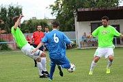 Hlízov promarnil v Tuchorazi řadu šancí. Uspěl až v penaltovém rozstřelu
