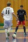 Futsalisté Benaga si na domácí palubovce poradili s Démony z České Lípy.