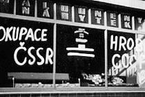 Okupace 1968 na Kutnohorsku.