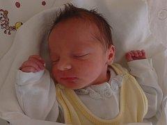 Adam Horák se narodil 19. dubna v Čáslavi. Vážil 3100 gramů a měřil 48 centimetrů. Doma ve Svaté Kateřině ho přivítali maminka Tereza, tatínek Pavel a bratr Pavel.