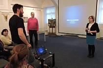 Přednáška o Přemyslovcích v Čáslavi
