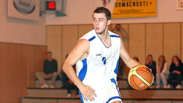 Basketbal: Kutná Hora - Pečky A, 3. října 2010.