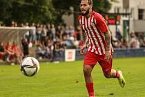 Fotbalista Dominik Veselý