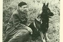 K. N. Novotný byl také vášnivým kynologem.