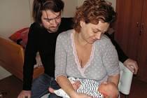 Tři dny před koncem roku 2007, kdy končila platnost štědrého porodného, se Kláře a Ondřeji Soukupovým narodil syn Kryštof. Děvčatům Kristýně, Karolíně, Kláře a Lauře tak přibyl bratr.