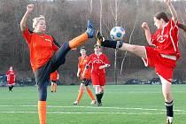 Kutná Hora ženy – Uhlířské Janovice ženy 2:3 (0:1). 20.3. 2010
