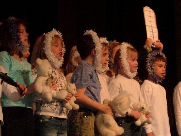 Děti z Palachovky v akci