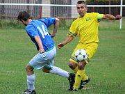 Fotbalová IV. třída, skupina B: TJ Sokol Červené Janovice B - SK 1933 ČUS Nové Dvory B 0:1 (0:0).