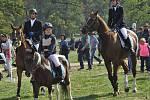 Jezdecké slavnosti na Kačině