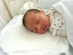 Jakub Pokorný se narodil 4. září v Čáslavi. Vážil 3950 gramů a měřil 53 centimetrů. Doma v Kutné Hoře ho přivítali maminka Jana a tatínek Tomáš.