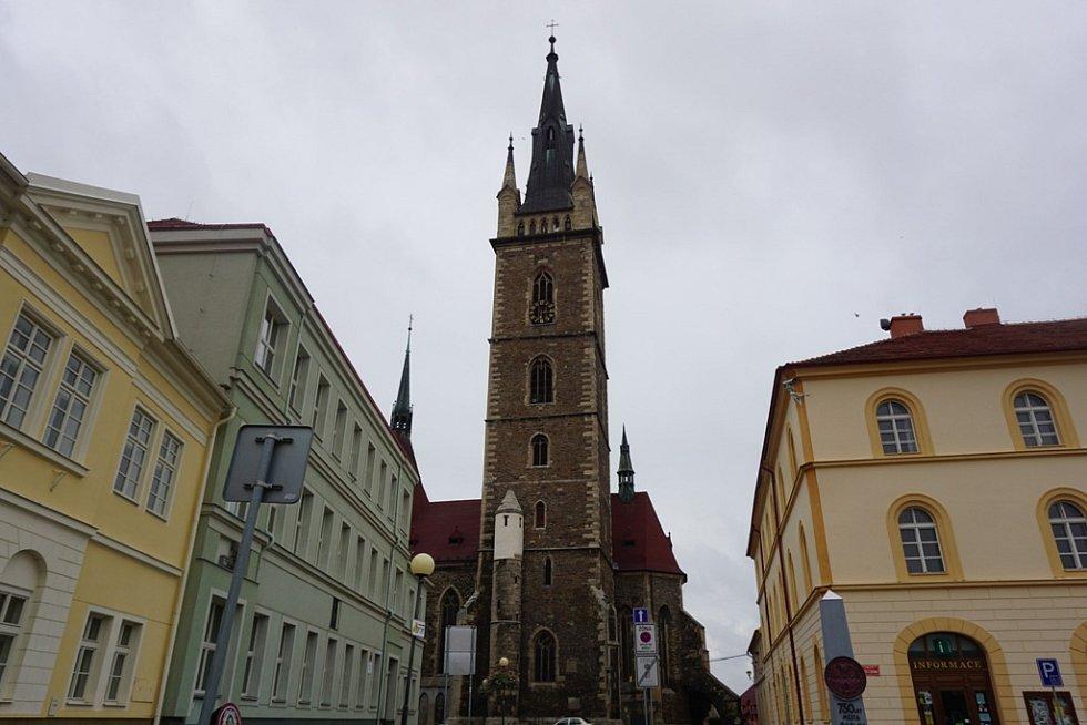 Kostel sv. Petra a Pavla, Čáslav