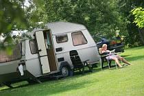 Autocamp Transit se nachází ve velice příjemném prostředí v části Kutné Hory – Malín.