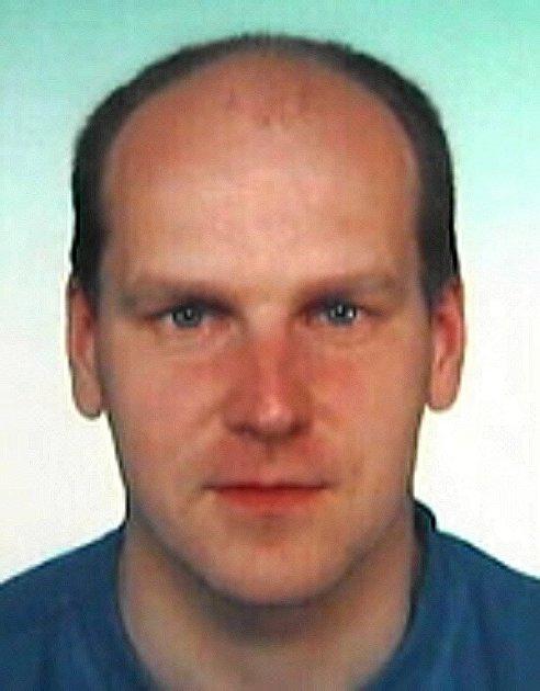 Pohřešovaný Roman Marek z Vlkanče. 27. 6. 2012