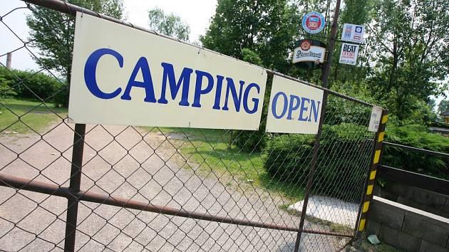 Camping Santa Barbara je menší kemp poblíž historického centra Kutné Hory.