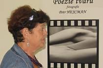 Výstava fotografií Petra Hejcmana z Kolína v uhlířskojanovické minigalerii.