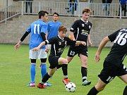 V dalším utkání krajského přeboru mladšího dorostu Kutná Hora doma prohrála s Poděbrady 1:2.