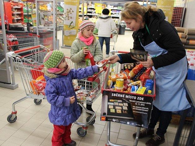 Národní potravinová sbírka v Kutné Hoře
