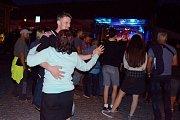 Keks zahrál ve Zruči před 700 diváky