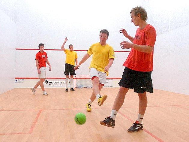 Turnaj v minifotbalu. 19.12.2010
