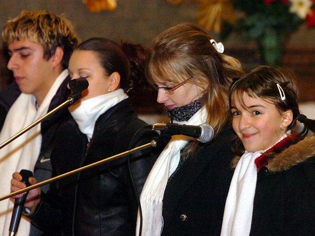 Vánoční koncert studentů kutnohorské ZUŠ