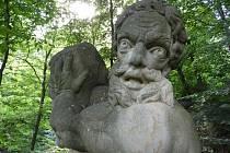 Samson ve Vlašimi byl potrestán za házení knedlíků po manželce.