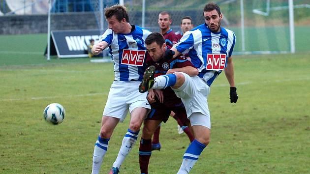 15. kolo II. ligy: Čáslav - Varnsdorf, 11. listopadu 2012.