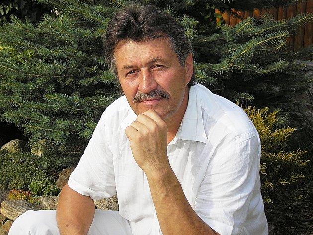 Kutnohorský muzikant Josef Matura alias Pepino.