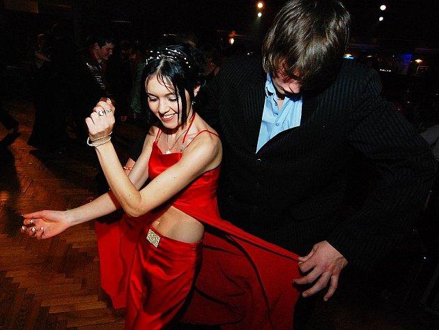 Ples Střední odborné školy a Středního odborného učiliště řemesel Kutná Hora. 15. 1. 2010