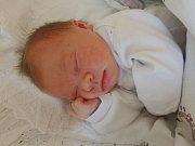 Jasmína Nováková  se narodila 28. dubna v Čáslavi. Vážila 3300 gramů a měřila 50 centimetrů. Doma v Čáslavi ho přivítali maminka Klára a tatínek Jakub