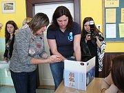Žáci se dozvěděli více informací o zdravé výživě