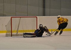 Kutnohorští hokejisté splnili roli favorita.