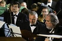 Koncert v sedlecké katedrále v sobotu 23. října 2021.