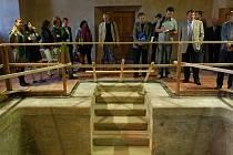 Otevření severního křídla Jezuitské koleje 3.10. 2012