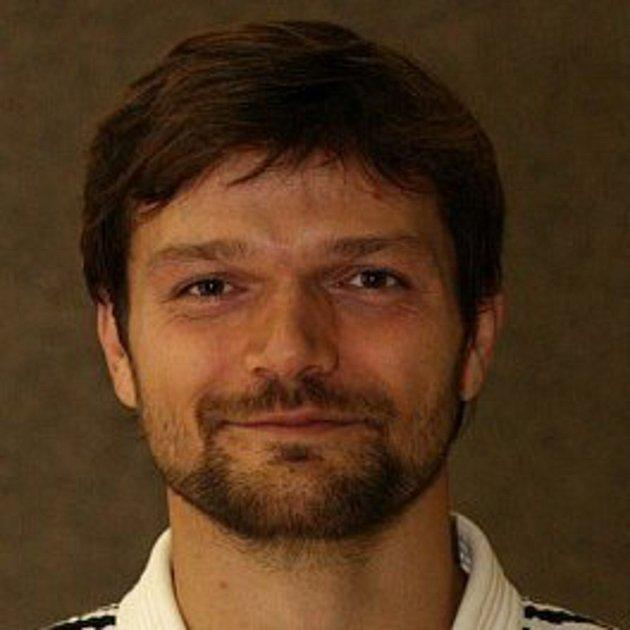 Trenér juda Martin Horský.