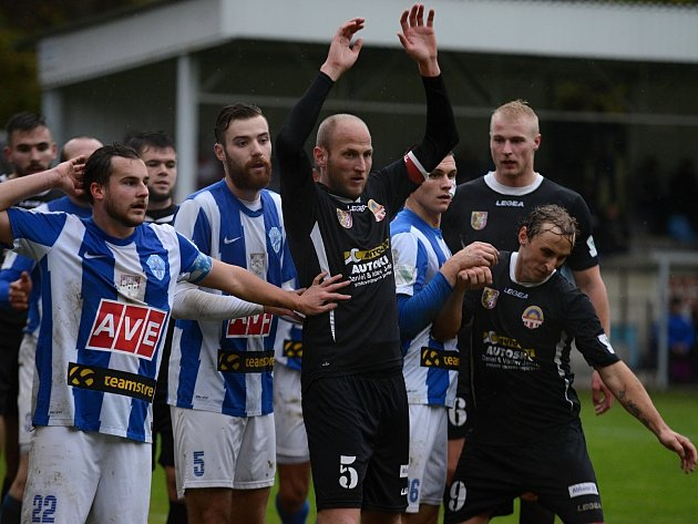 V sobotu se odehraje regionální divizní derby mezi Kutnou Horou a Čáslaví.