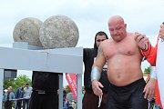Čáslavský strongman 2017