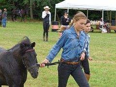 V Čestíně si užili odpoledne s koňmi.