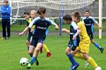 Česká fotbalová liga mladších žáků U12: SK Polaban Nymburk - FK Čáslav 8:4.
