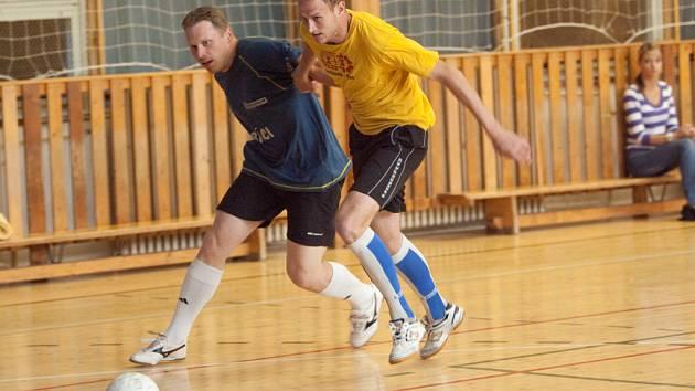 Semifinále Futsal ligy Restaurace Na Valech, čtvrtek 7. května 2009
