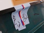 Video z volebních místností na Rakovnicku. Komunální a senátní volby 2014