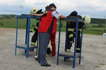 Soutěž TFA - Nejtvrdší hasič přežije