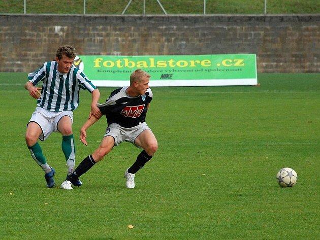 Fotbal I. A třída: Čáslav B - K. Hora 1:0, neděle 11. října 2009