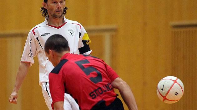 Futsal: Benago Zruč n. S. - Era-Pack Chrudim 3:4, pátek 4. září 2009