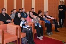 První vítání občánků v Čáslavi v roce 2019.