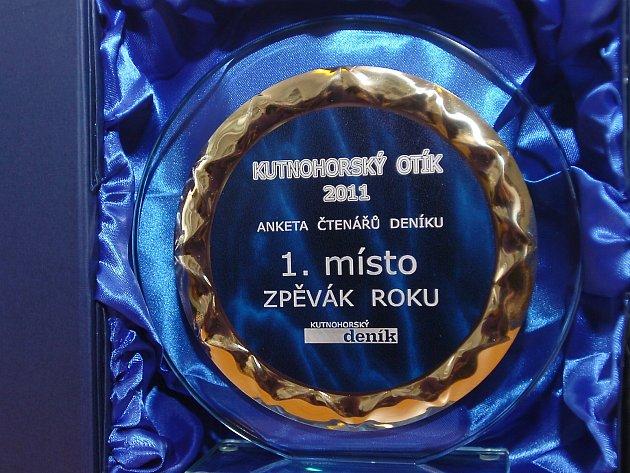 V pěti kategoriích si převezmou vítězové ocenění Kutnohorský Otík 2011.
