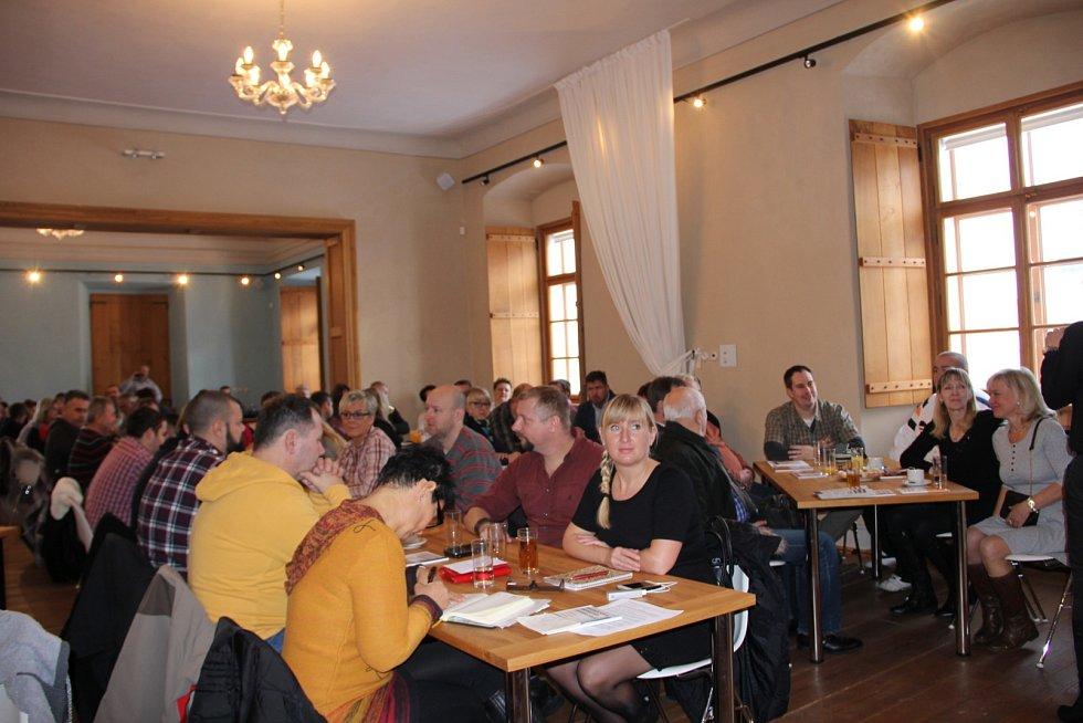 Středočeští záchranáři si k jednání své výroční konference zvolili opět Kutnou Horu.