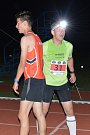 V Čáslavi se konal první ročník Nočního běhu.
